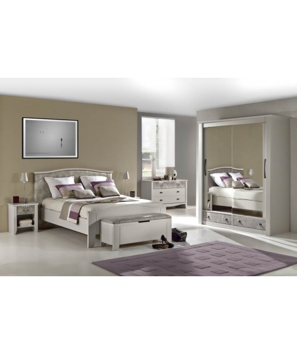 Chambre adulte moderne Dolce